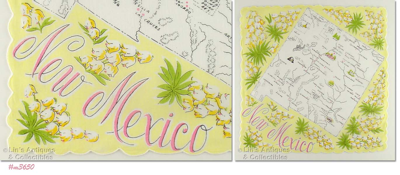 Mexico handkerchief Etsy
